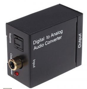 China Audio High Speed Analog to Digital Converter 24 bit With L / R cable on sale