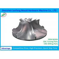 OEM Precision Machined Products / Aluminum CNC Machining Ra0.8-3.2 Surface Roughness