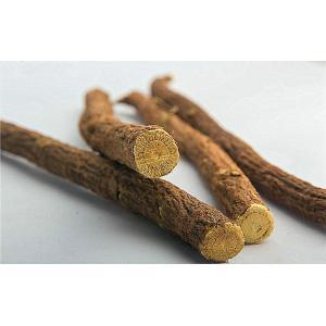 China Glycyrrhiza glabara/Licorice Root Extract / Radix Glycyrrhiza Extract with Glycyrrhizic Acid Powder on sale