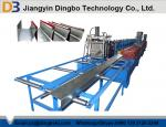 Professional Full Automatic Aluminium Rainwater Gutter Roll Forming Machine
