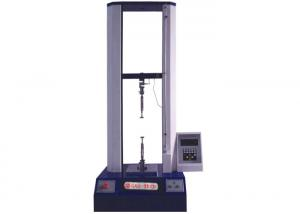 China 20kn Electronic Tensile Testing Machine For Plastic Rubber Fabric Computer Control on sale