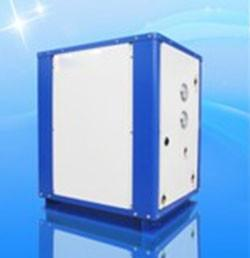 China Low Noise Commercial Geothermal Ground Source Heat Pump For Heating And Hot Water on sale