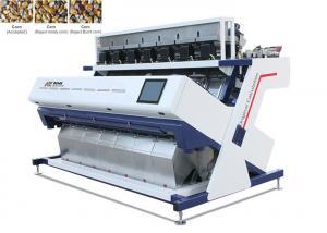 China High Speed Corn Sorting Machine , High Definition Image Pulses Sorting Machine on sale