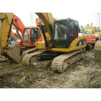 used carterpillar excavator CAT320D for sale