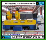 High Speed CNC Drilling Machine for Tube Sheet (Model PHD Series)