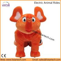 Battery Operated Horse Riding Mall Toys for Indoor Amusement Rides with CE Certification