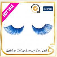 Colorful feather eyelashes false with competitive price siberian mink lashes wholesale