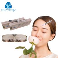 China Hyaluronic Acid Filler Hyaluronic Acid Injection Gel Filler For Lip Cheek And Nasolabial on sale