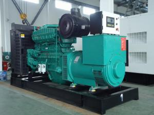 China Cummins  400kw  diesel generator set  three phase water cooled factory price on sale