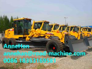 China SHMC Motor Grader GR100 Operating Prime Mover Truck 7000kg WITH ISO CCC APPROVAL on sale