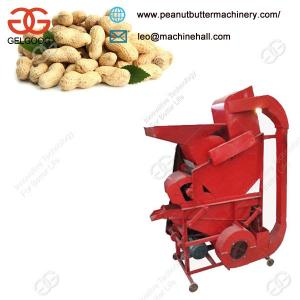 China New Design Peanut Groundnut Shelling Dehusking Machine for Sale on sale