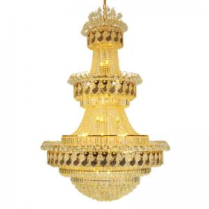 Gold French Empire Crystal Chandelier Chandeliers Project