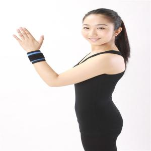 China High quality 2*magnetic therapy self heating wrist brace/ support Sports Gym Injury Relief on sale
