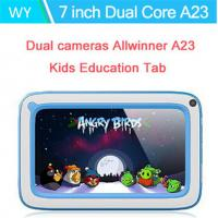 7 inch a23 Dual core dual camera 512MB/4GB Android 4.4 kids tablet pc