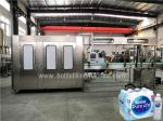PLC Mineral Water Production Line Turkey Drinking Water Making Machine / Bottling Line