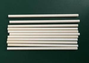 China High Straightness Insulation 99% Alumina Ceramic Rods with 3mm Fine Polished on sale