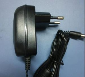 China Switching 9VDC 0.8A Wall Mount Power Adapter For Wireless Routers on sale