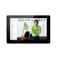 China 10 Points Capacitive Touch Panel 10.1 Inch Advertising Android Tablet PC on sale