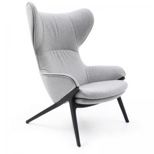 China Metal Fiberglass Frame Chaise Lounge Chair Modern Cassina 79 * 87 * 112 CM on sale