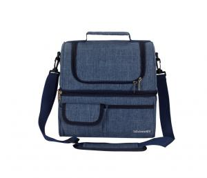 China Waterproof oxford insulated cooling Lunch Bags Thermal Bags Insulation Cooler bag Box on sale