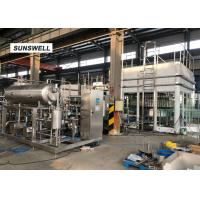 China Carbon mixer with mixing temperature  less than 20C filling machiney for carbonated drink factory on sale