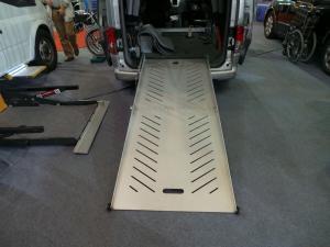 6f2e710060 ... Quality Aluminum Wheelchair Ramp For Van ATV Loading Ramp for sale ...