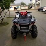 EEC COC 550cc 4x4 Street Legal ATV Utility Vehicles 4 Strokes Water Cooled
