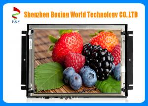 China 12.1 inch TFT LCD Screen Industrial Monitor with Resolution 800*600/Contrast 800 on sale