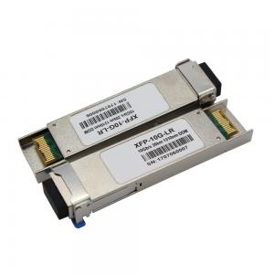 China XFP SFP Transceiver Module , Fast Ethernet SFP Fiber Transceiver 10G 850nm 300m on sale