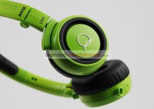 China Professional Gold - plated 3.5mm Plug Stereo Miniature Q460 Stereo AKG Foldable Headphones on sale