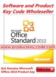 get key for office 2010