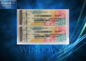 Quality Multi - Language Windows 7 Professional Product Key / Windows 7 Coa License Key for sale