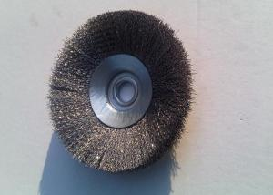 China Welding Seams Stainless Steel Wire Bevel Brush INOX Wire Flared Cup Brushes on sale