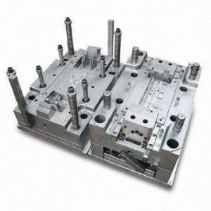 Injection Mold Tool with LKM Base and P20 Cavity/Core Steel