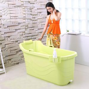 China Mini portable plastict tub walk in bathtub massage plastic hot tub on sale