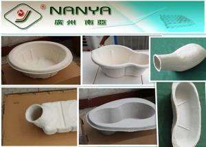 China Molded Paper Pulp Medical Care Products / Bed pan / Kidney Tray / Urinal Pot on sale