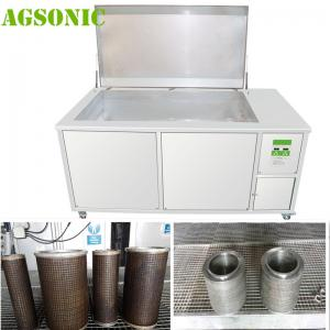 China Filter Ultrasonic Cleaner, Filter Washing / Cleaning Machine to Remove Oil  Dust Rust Carbon Dirt on sale