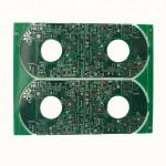 High Density Interconncection Multilayer Circuit Board 0.05mm NPTH Tolerance