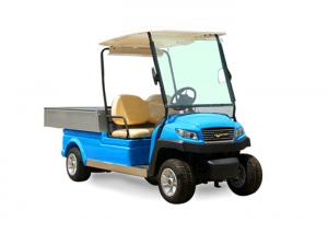 China Popular 48v Utility Electric Car Golf Cart With Led Lights For Luggage on sale