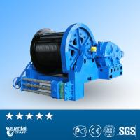 Yuantai Auto Application and Electric Power Source Best Portable electric winch for sale
