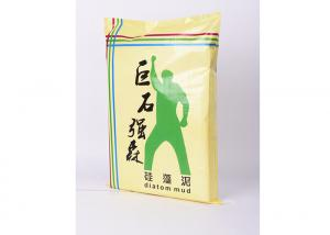 China Recycled Hdpe Woven Custom Printed Bags For Rice Packaging / Grain Packing on sale