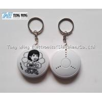 ABS Music Keyring Music Keychain With Customized Logo , Customized Sound
