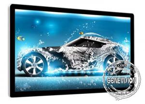 China Advertising Wall Mount LCD Display 18.5 Inch Stand Alone Elevator Billboard Lcd Monitor on sale