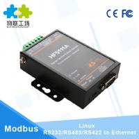 China HF5111A Linux ethernet rs485 converter RS232/RS485/RS422 to Ethernet Converter on sale