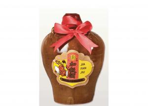 China Japanese Rice Sake Cooking Wine / Mirin Sweet Wine with Bag , Barrel , Bottle packaging on sale