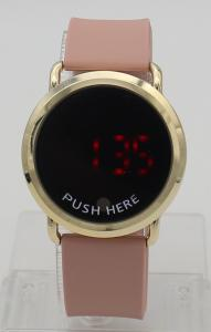 Quality 2019 new arrival touch led watch with japan battery for USA market for sale