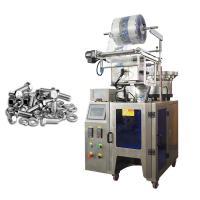 Hardware Film Bag Packaging Machine for Nut / Fastener / Bowl / Screw