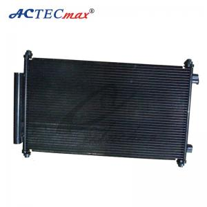 China Aluminium auto air conditioning condenser For Honda CRV 2007 - 2011 on sale