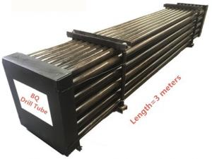 China Length 1.5m 3m Professonal Rock Drilling Tools for BQ NQ HQ PQ Core Drilling Tubes on sale