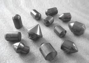 China Hip Sintering Carbide Rock Drill Bits , Coal Mining Tungsten Carbide Button Bits on sale